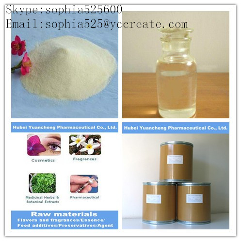 Factory Supply Steroid Intermediate Raw Materials Hydrocortisone  (CAS:50-23-7)