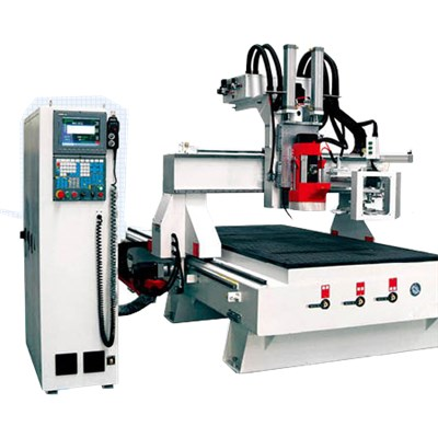Carousel Type ATC CNC Router