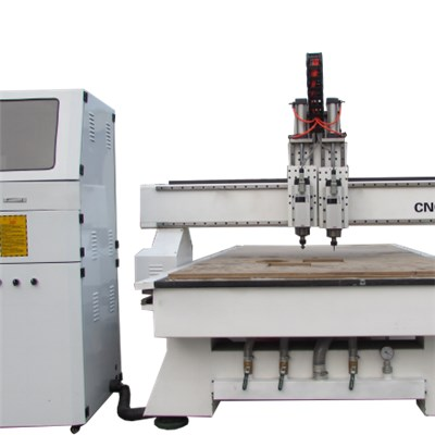 CNC Router With Pneumatic Tool Changer M25X