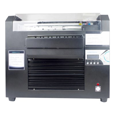 Eco-solvent Printer A3 Inkjet Flatbed Printer