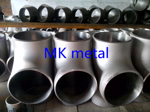 Titanium Seamless Pipes Fittings