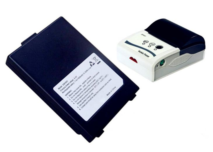 Mini Printer Battery