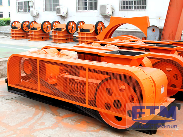 Teeth Roller Crusher/Applications Of Roll Crusher/Roller crusher