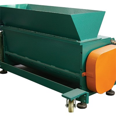 Automatic PET Waste Recycle Machine