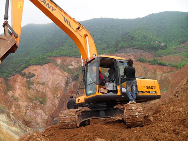 Sany Excavator SY75C-9/General Industrial Equipment