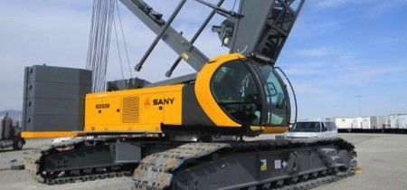 Features of Sany's SAC6000