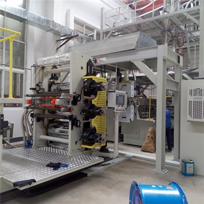 Double Or Single Screw PP Sheet Extruder