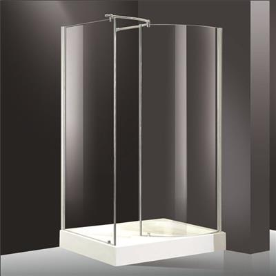Square shower room