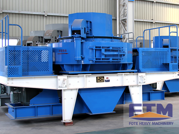 Small Vsi Crusher Machine/VSI crusher Sand maker/China Sand Making Machine