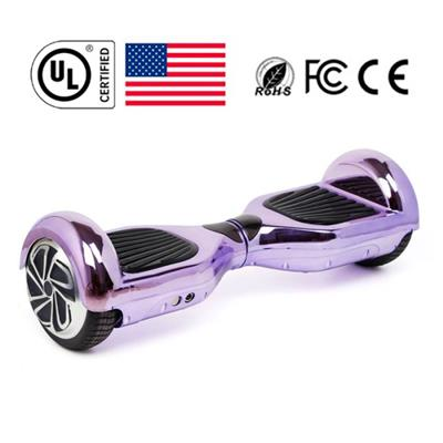 2 Wheel Scooter Hoverboard Skateboard Mini Hoover Boards 6.5 inch with UL2272