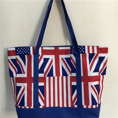 Deluxe Size Printed Beach Bag, Shopping Bag, Tote Bag, BE15101