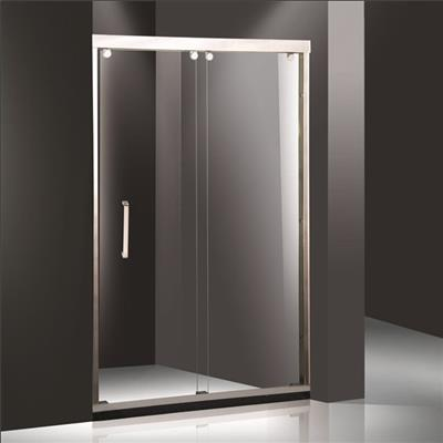 Sliding shower room