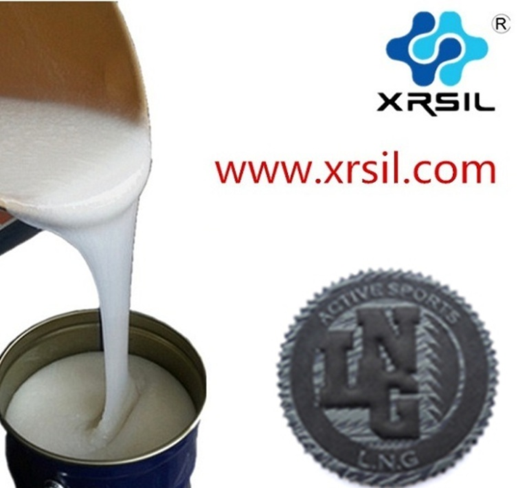 Silicone rubber for making logo sheet,Multiple Hardness