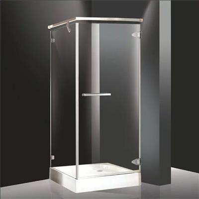 glass shower room