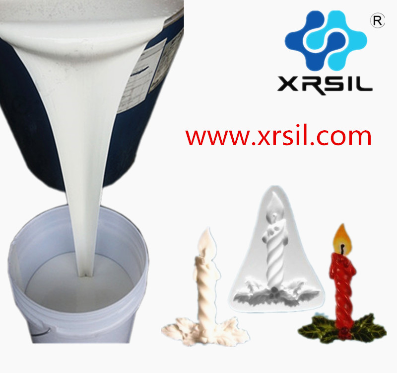 Candles Mold making Silicone Rubber,Low Shrinkage Silicone Rubber,Crafts Mold Making Silicone Rubber