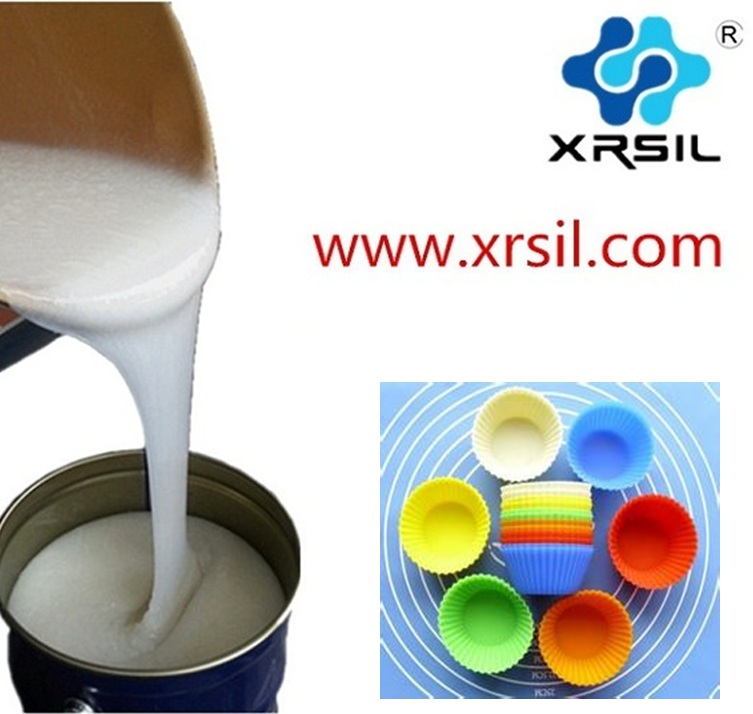 Silicone Rubber for Cake molds making,Food Grade Silicone Rubber,High Safety Silicone Rubber