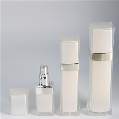 Plastic Bottle For Cosmetic Packaging