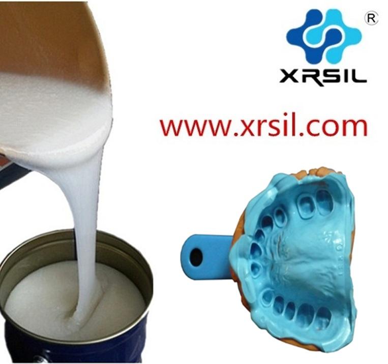 Medical Grade Silicone Rubber Addition Silicone Putty For