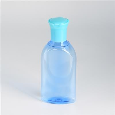 Plastic E-liquid Bottle