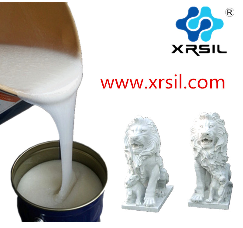 Silicone Rubber for Cement Casting