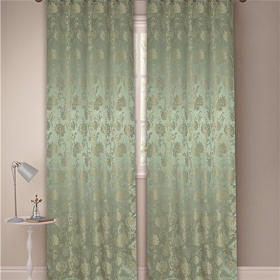 Piping Window Curtain