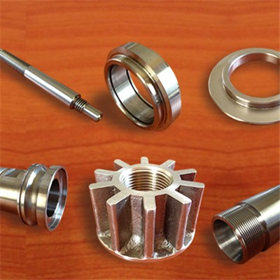 CNC Milling and Turning Machining Service