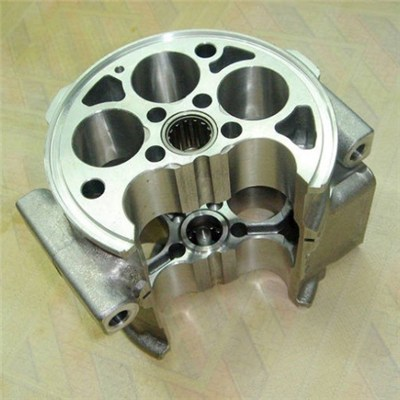 Aluminum Die Casting Part Metal Machining