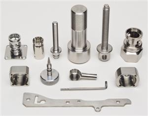 CNC Machining Aluminium Parts