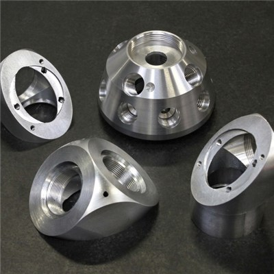 Custom High Demand Aluminum Turning Milling CNC Machining