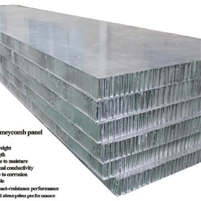 2016 New Design Aluminum Honeycomb Core Sandwich Panel for Aircraft
