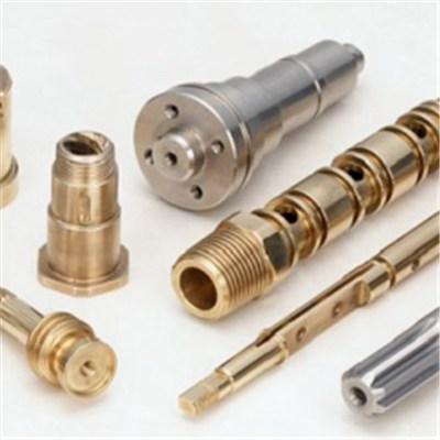 Custom Made Stainless Steel CNC Machining Parts