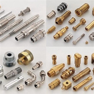 Turning Parts Mass Production Aluminum Parts CNC Machining Service