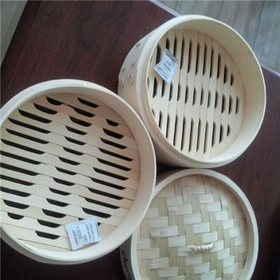 High Quality Bamboo Steamer