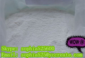 GMP standard Steroid 4-Chlordehydromethyltestosterone (Turinabol) CAS NO.: 2446-23-3 (Email:sophia525@yccreate.com)