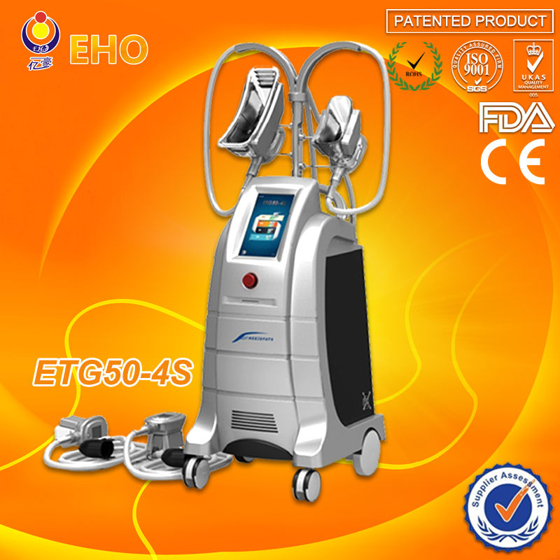 High quality and professional technology cryolipolysis machine for slimming