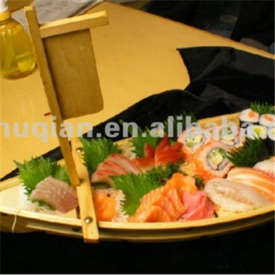 High quality bamboo/wood sushi board