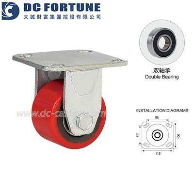 Low Profile Casters