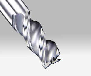 Tungsten Carbide Square End Mills