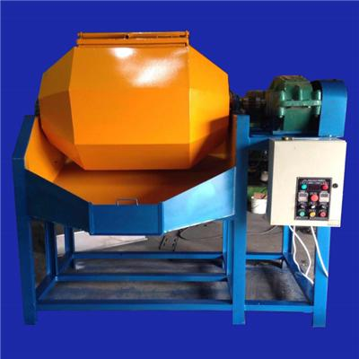 Rotating Barrel Surface Grinding Machine