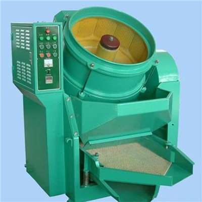 Full-automatic Centrifugal Disc Polishing Machine