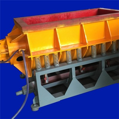 Linear Type Vibratory Polishing Machine