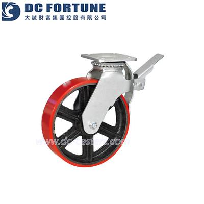 Heavy Duty Locking Casters