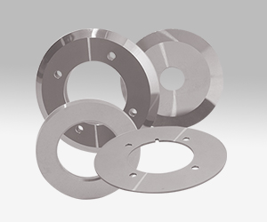 Tungsten Carbide Circular Knives For Metal
