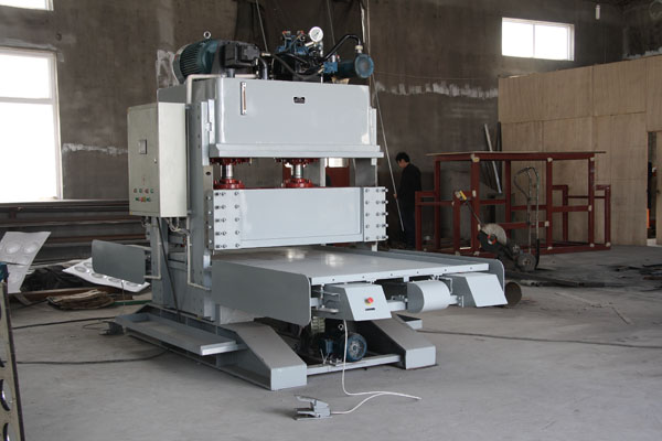 Hydraulic Cutting Off Machine