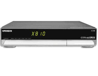 OPENBOX X-810 satellite receiver