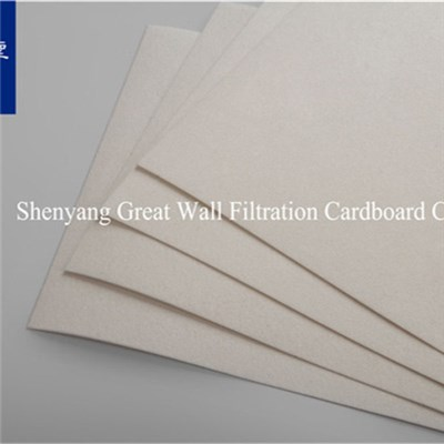 Chemical Industry Filter Paper
