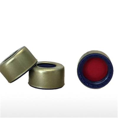 9mm Magnetic ShortThread Cap With Teflon Septa