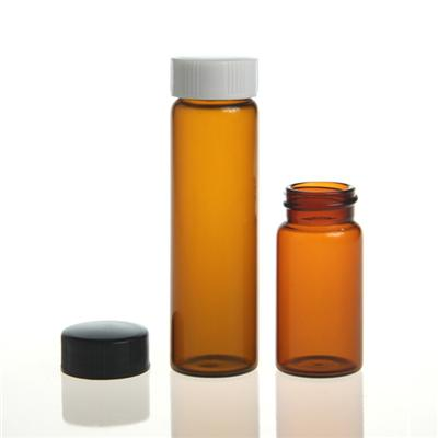 Chemical Storage Vial Glass Bottles