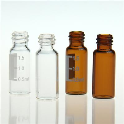 Standard Opening 8-425 Screw Thread Vials