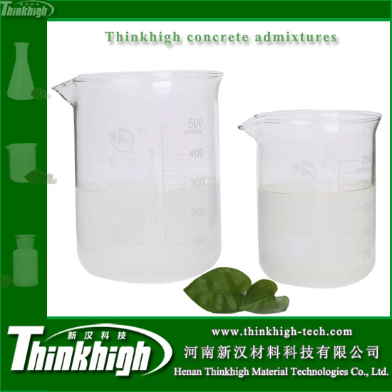 High Range Water Reducing and Set Retarding Concrete Admixture